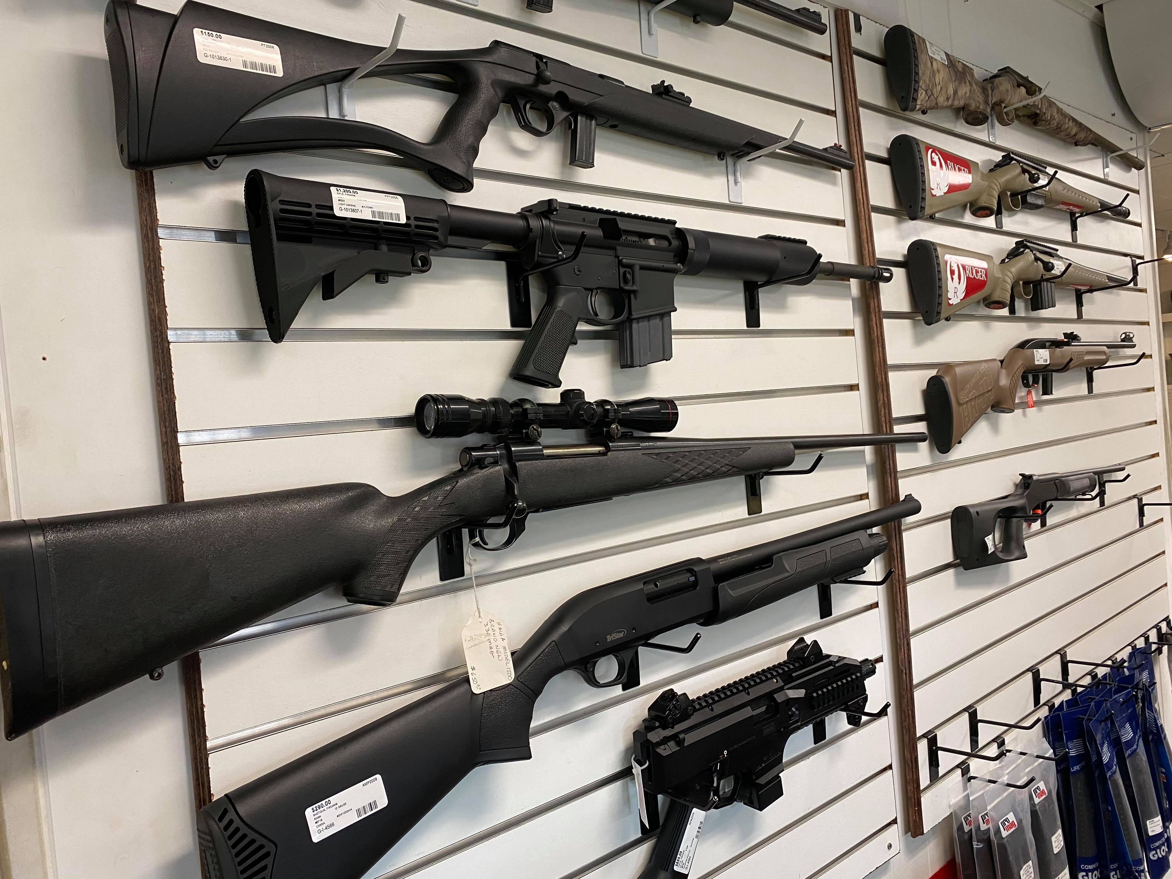 American Trading Company Guns